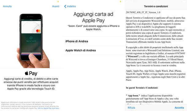 Come funziona Apple Pay