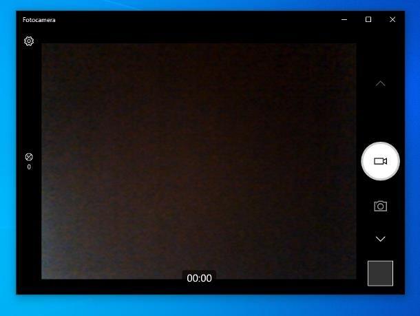 Come registrare un video con la webcam del PC