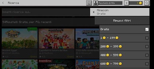 Mod gratis Minecraft PE Bedrock