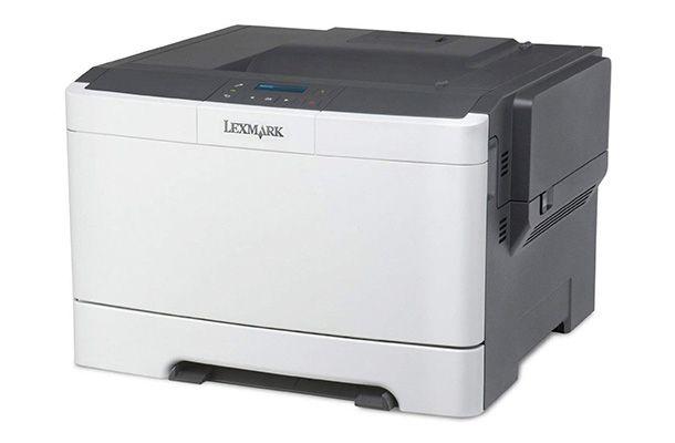 Stampante laser colori