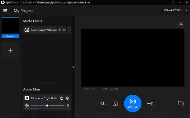 Programmi per webcam: Windows 10