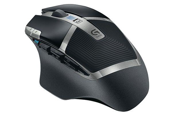 3522eef3d9dd6b Logitech G602 è un altro mouse gaming senza fili, che garantisce una durata  delle batterie di un massimo di 250 ore di gaming continuo.