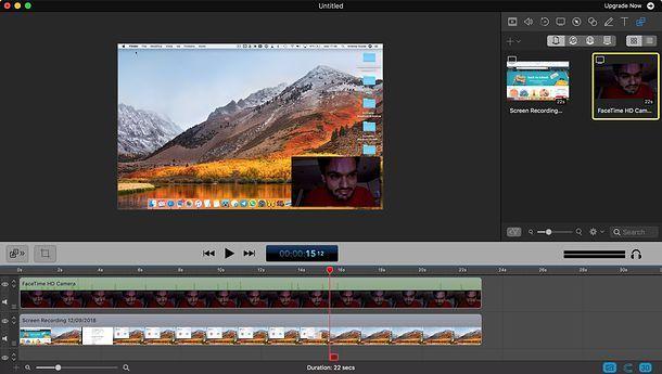 Altri metodi per registrare video dal PC con audio