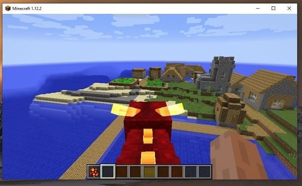 Mod draghi Minecraft