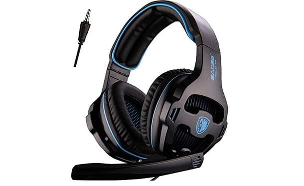 Cuffie da gaming over ear compatibili con PS4 9d61cc94cf04