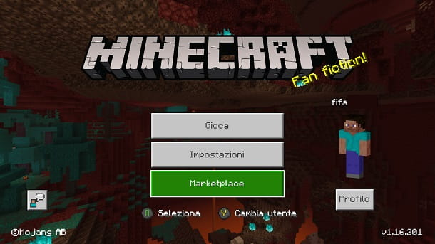 Come mettere le mod su Minecraft Xbox