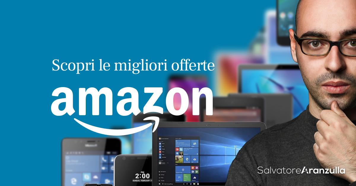 6b83ee519b Amazon Prime Day: migliori offerte | Salvatore Aranzulla