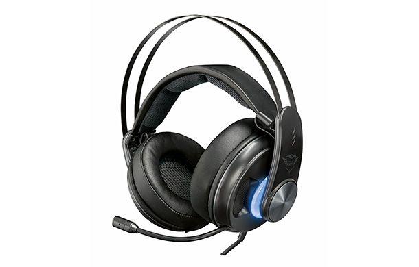 Le Trust Gaming GXT 383 Dion sono delle cuffie da gioco di fascia media con  microfono flessibile integrato 60c1826a1b76