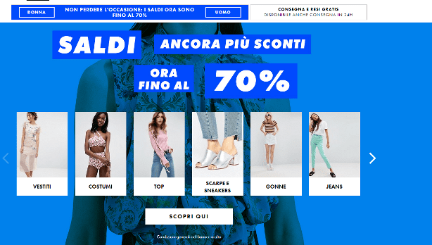 official photos c9bf0 c82ad Siti per comprare vestiti | Salvatore Aranzulla