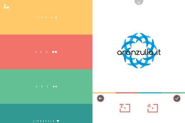 app per creare loghi