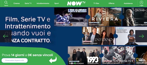 Come guardare serie TV online