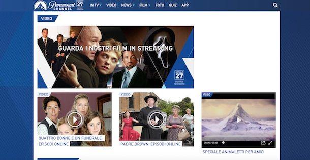 Come guardare serie TV online
