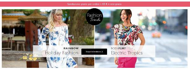 0482a877323c BonPrix: popolare sito Web dedicato all'acquisto di capi d'abbigliamento  che offre le spese di spedizioni gratuite per ordini maggiori di 65 euro.