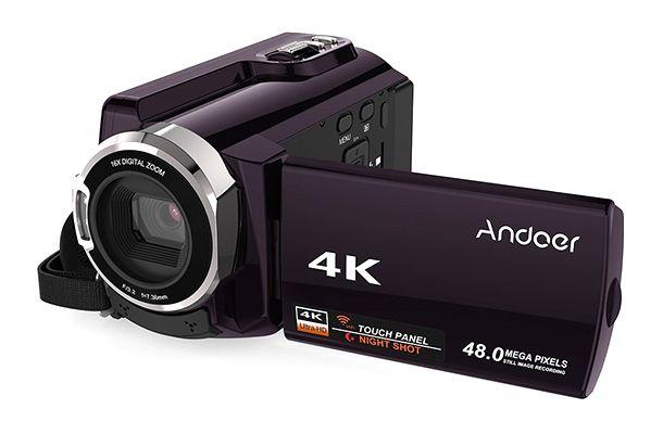 Videocamera Full HD