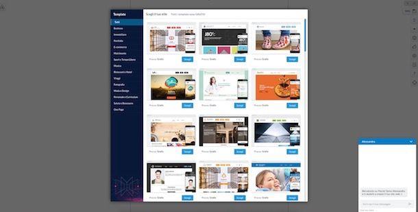 Come creare un sito Internet con Flazio.com