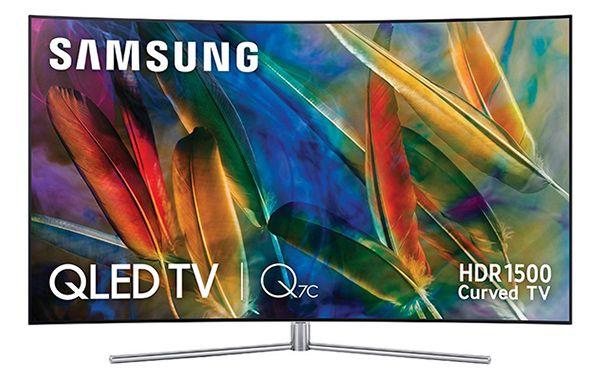 Samsung QE55Q7CAMT è Un Televisore Appartenente Alla Famiglia QLED TV, La  Cui Line Up Fa Uso Di Display Quantum Dot. In Questo Caso Ci Troviamo Di  Fronte Ad ...