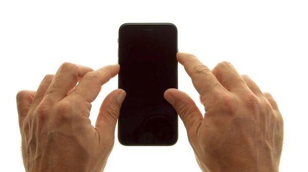 Come riavviare iPhone 7