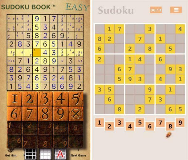 Come giocare a Sudoku