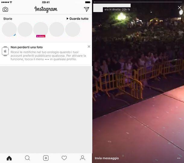 Come si fanno le dirette su Instagram