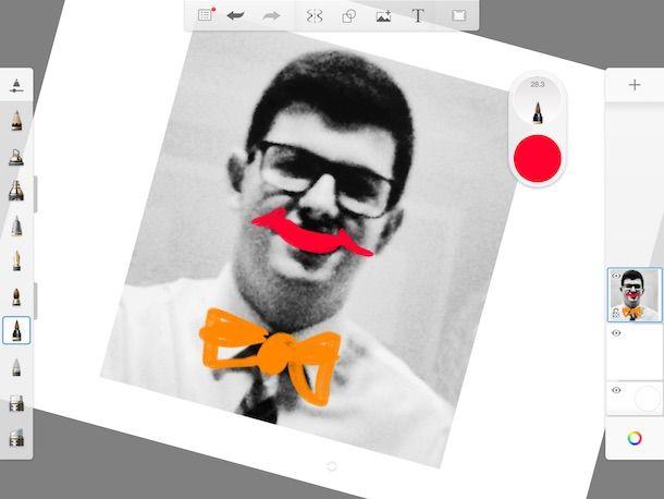 Applicazioni per disegnare sulle foto