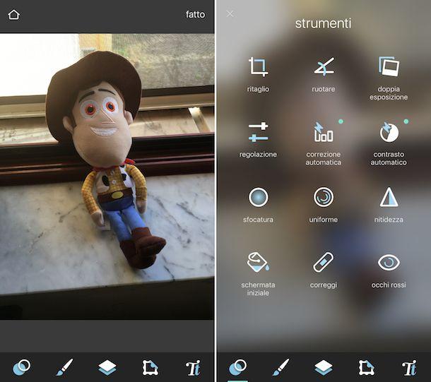 App per foto gratis
