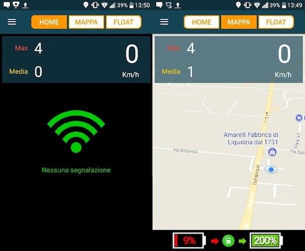 Migliori app per individuare autovelox