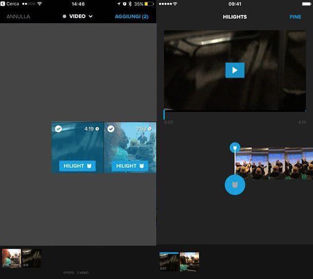 App per velocizzare video