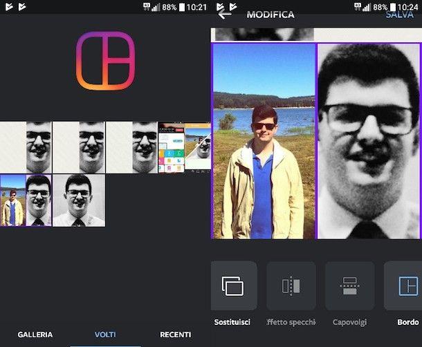 Come Unire Due Foto Android Salvatore Aranzulla