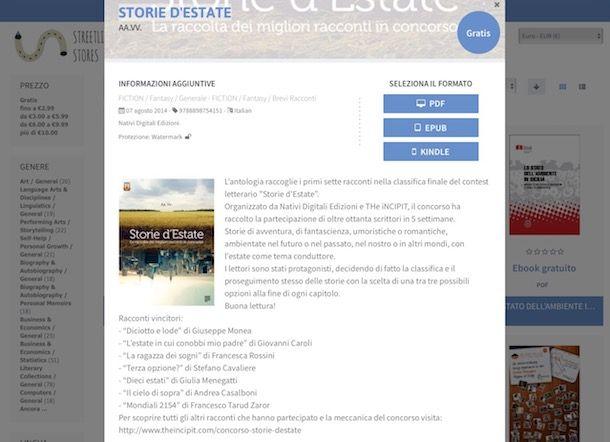 Siti per scaricare libri gratis