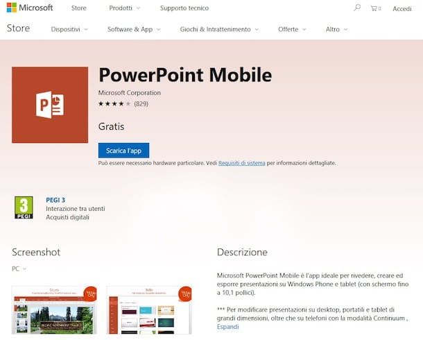 Come scaricare PowerPoint