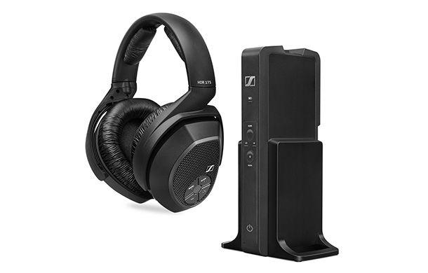 e1fedfd444edc6 Delle cuffie wireless, e non Bluetooth, di ottima qualità sono le  Sennheiser RS 175, che offrono un design di tipo chiuso circumaurale e  un'alta qualità del ...