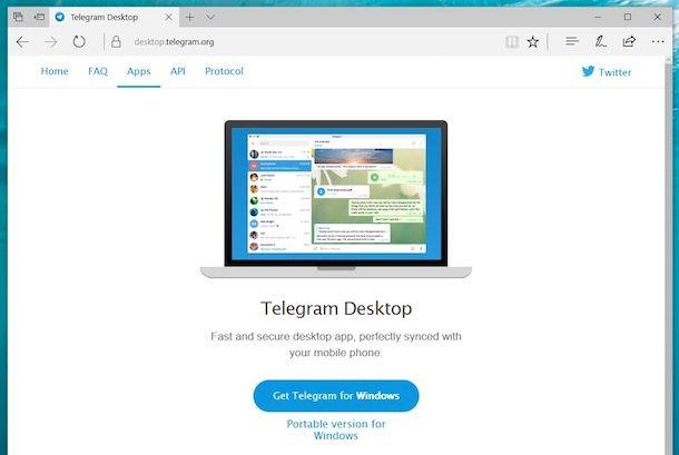 Come scaricare Telegram