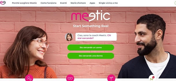 Meetic sito