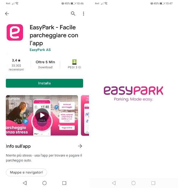 EasyPark download