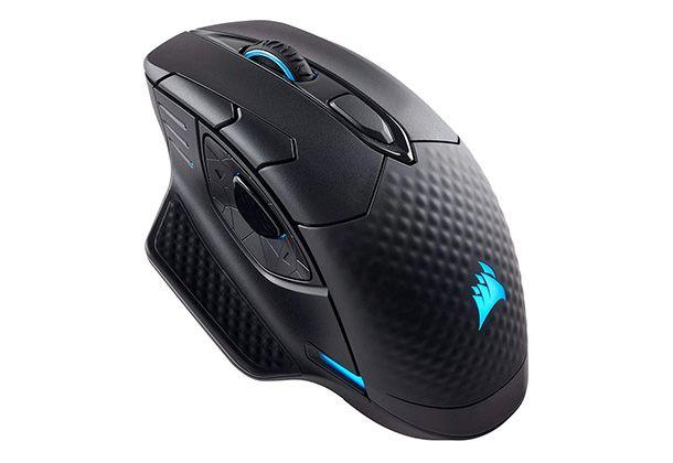 f4b1901db1a Poco sopra i 100 euro puoi trovare il Corsair Dark Core RGB SE, un ottimo  mouse da gaming wireless con sensore ottico di 16.000 DPI, con anche  tecnologia di ...