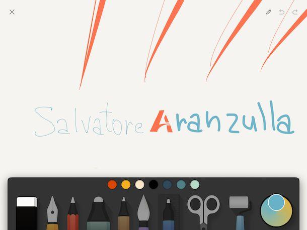 App Per Disegnare Salvatore Aranzulla