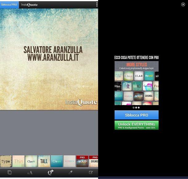 App Per Scrivere Frasi Salvatore Aranzulla