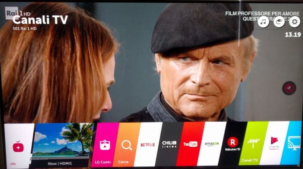 Come aggiornare RaiPlay su Smart TV