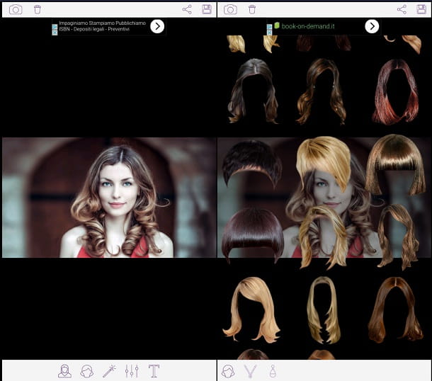 Acconciature — Hairstyles (Android)