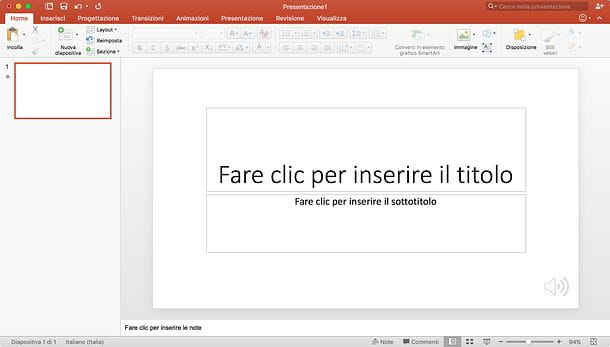Come usare Microsoft Office PowerPoint