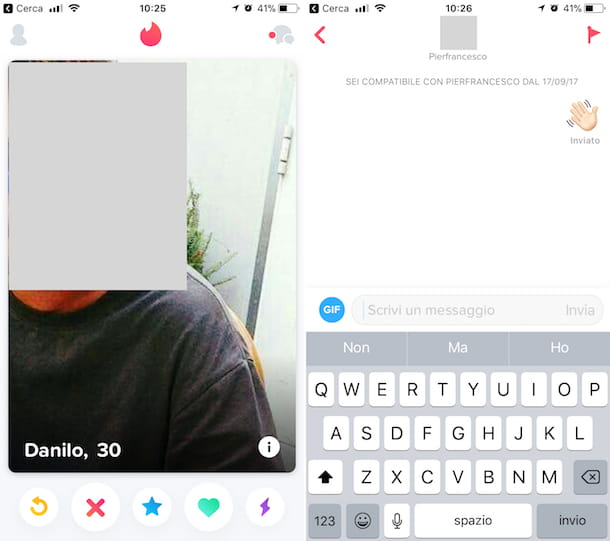 applicazioni di dating gratis come Skout