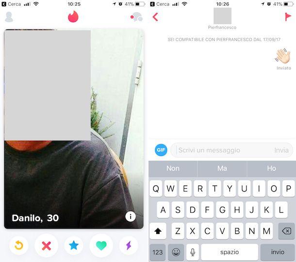 App per single