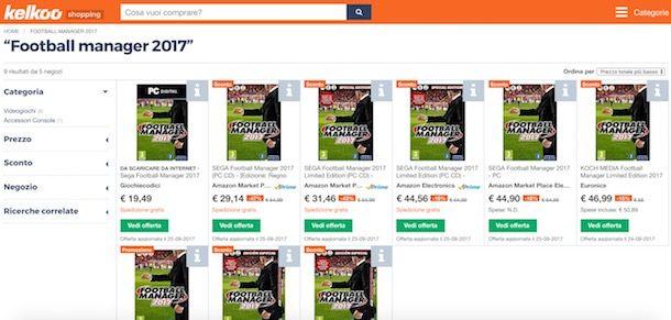 programmi per acquistare online