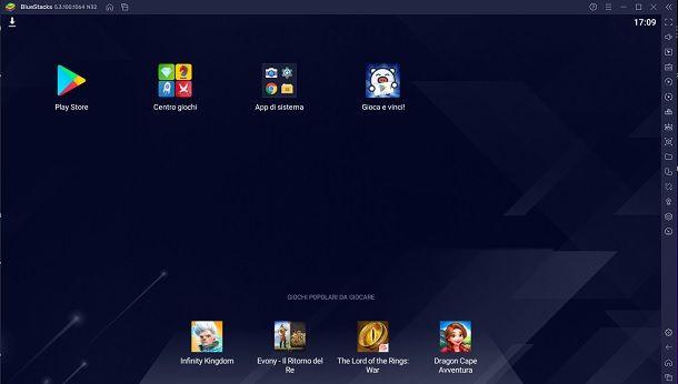 BlueStacks 5 Windows
