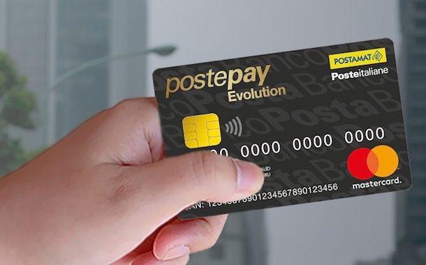 Come ricaricare Postepay online da qualsiasi conto bancario