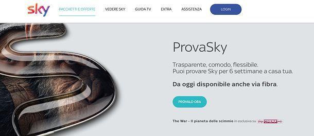 ProvaSky