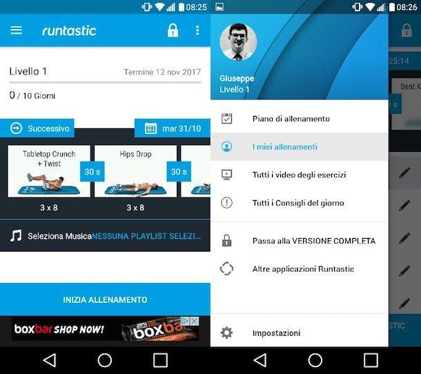 f5ec7a8f8125 Runtastic Six Pack Esercizi è una delle migliori app per addominali che tu  possa installare sul tuo device Android o iOS. Questa soluzione  semi-gratuita, ...
