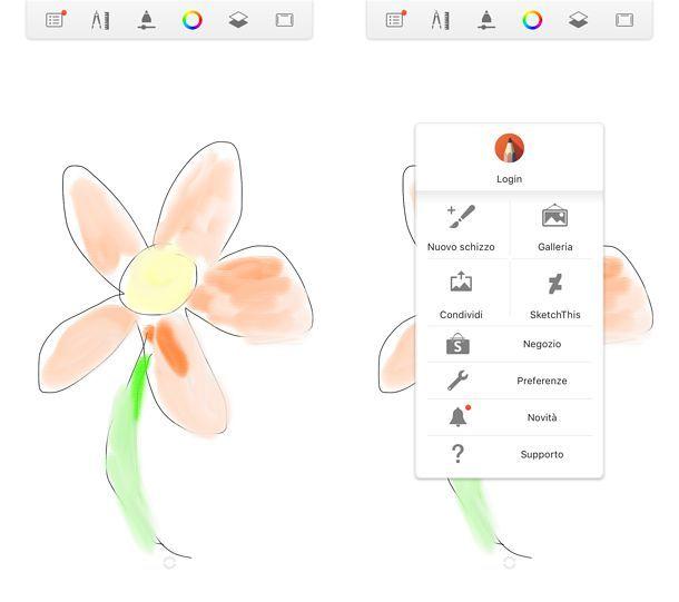Come disegnare su WhatsApp