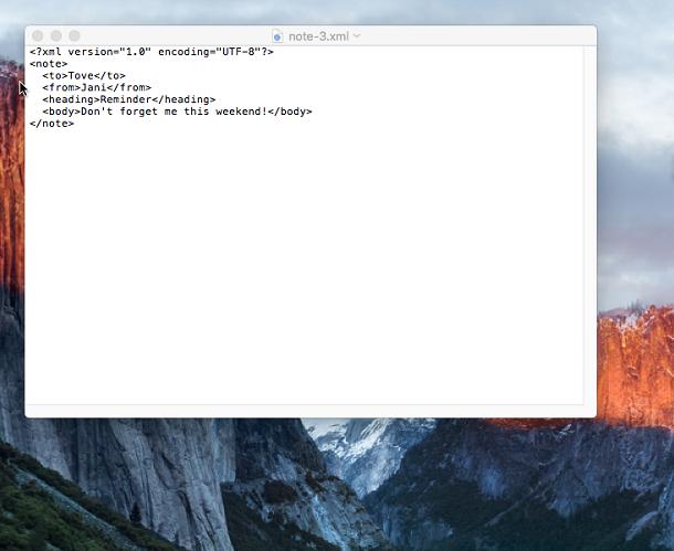 Come aprire file XML per modificarli, leggerli o esportarli