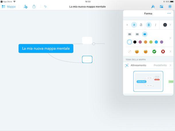 App per mappe concettuali